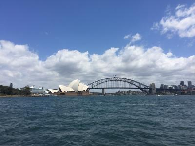 初オーストラリアはシドニーでした!前編