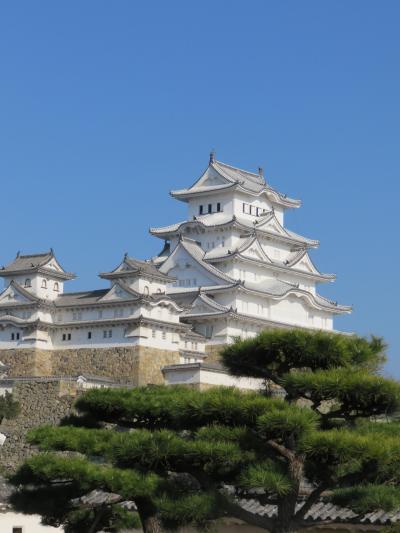 塩と城と工場見学の旅