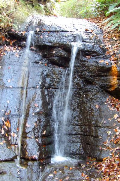太刀洗水と三郎の滝