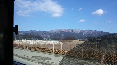 2016年12月18日の陸前高田・大船渡の様子(パート1)