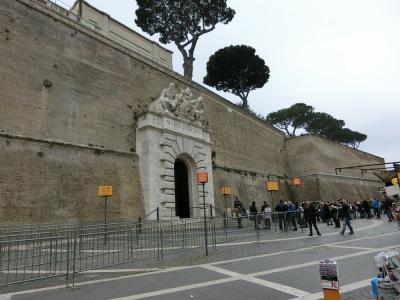 定年後の夫婦でイタリア3都市(ローマ、フィレンツェ、ベネチア)、その3 ヴァチカン