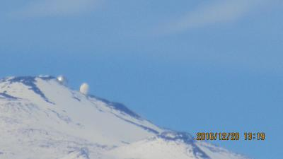 日本・すばる望遠鏡:ハワイ島ヒロ ⇒ キラウエア火山噴火口・マウナ・ケア山(すばる望遠鏡)