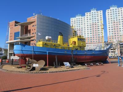 韓国 「行った所・見た所」 蔚山の長生浦と鯨博物館見学