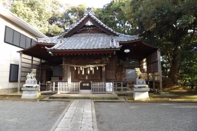 笠間青木神社-2016年冬