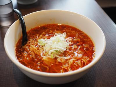 勝浦へタンタン麺を食べに行くpart2