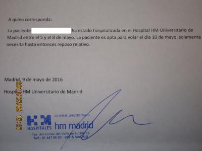 ポルトガル・スペイン40日間 29日目 スペイン・アビラで動けず^^;30日目 マドリッドで入院^^;