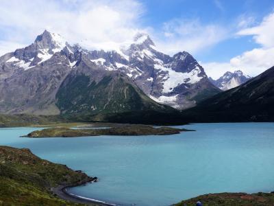 チリ旅行ー19:パイネ2(個人で回るのが難しい)