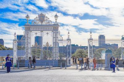 東京おのぼり散歩⑤~迎賓館赤坂離宮前庭・東京駅周辺~