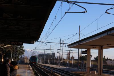 初・西ヨーロッパの旅(14) アッシジからフィレンツェ へ