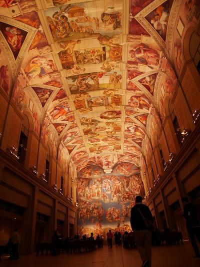 【徳島県】 大塚国際美術館へ行ってみた