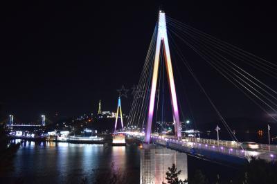 全羅南道三都市の旅<麗水:夜景ツアー>