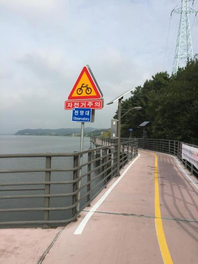 韓国縦断サイクリング 亀尾(クミ)からナムジ編 3
