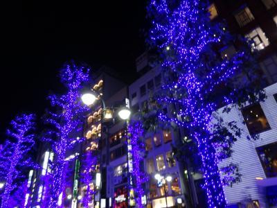 今年も逢えたね、旅友と関東駆け巡りの旅 渋谷