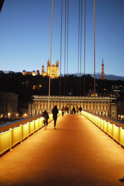 フランスの小京都。住んでみたい街、美食・工芸・伝統の息づく街リヨン。のんびり滞在一週間。