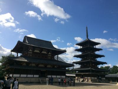 マイルで行った 奈良4日間~4日目