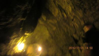 ハワイ島・ヒロ側・溶岩洞窟; ハワイ四島プライド・オブ・アメリカ号クルーズ  2016 12 20