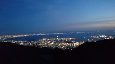 2016年12月 2016年最後の旅は大阪と京都と六甲山その3☆オーシャンテラスあじさい宿泊記&六甲オルゴールミュージアム観光☆