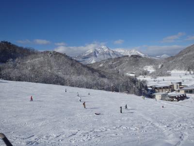 [2016年12月] クリスマスは斑尾高原でスキー、天気は二転三転