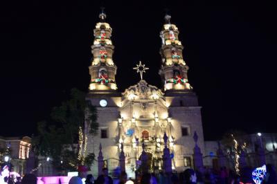 巡るMexico Aguascalientes Christmas de Centro part2
