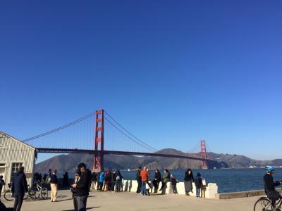 初めてのサンフランシスコ~