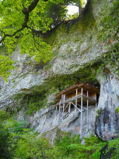 三徳山 投入堂
