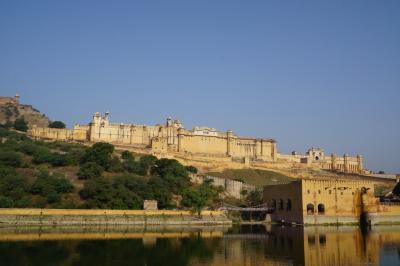 【インド】3日目 ジャイプールで世界遺産3か所巡り&アグラへ5時間かけて250km移動