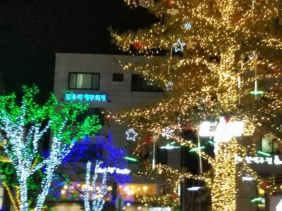 2016 クリスマスはソウルで