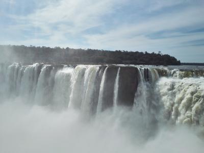 南米三カ国周遊の旅3 アルゼンチン側イグアスの滝編