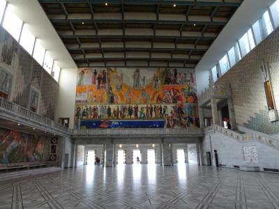 神秘のオーロラを求めて 秋の北欧へ ⑦オスロ博物館・美術館巡り