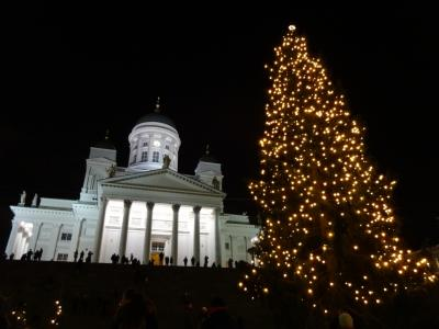 冬の北欧一人旅!ヘルシンキ&タリン&コペンハーゲン【Day1  6ヵ月ぶりのヘルシンキ】