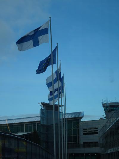 初めてのヨーロッパは北欧でした。(4日目/ヘルシンキから帰国)