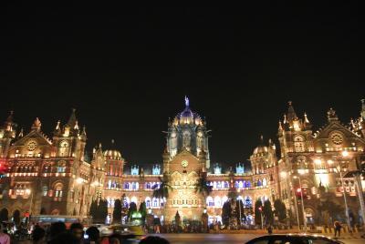 2016年~2017年インド・ムンバイ旅行(後編)