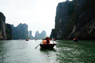 2泊3日ハノイ弾丸旅!世界遺産のハロン湾。そしてベトナムグルメに感動の旅