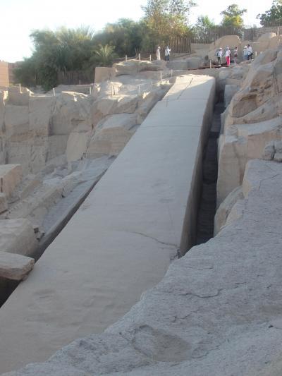 悠久のナイル川クルーズとエジプト周遊8日④