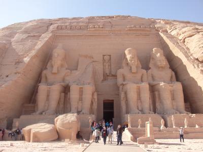 悠久のナイル川クルーズとエジプト周遊8日間⑤