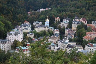 チェコの温泉の街 カルロヴィヴァリへ <後編>