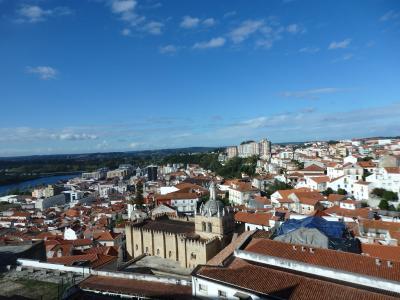 ポルトガルへ♪ 5日目はトマール~コインブラ~アベイロへ。 コインブラではサンミゲル礼拝堂も見れたし陶器も買えたし大満足