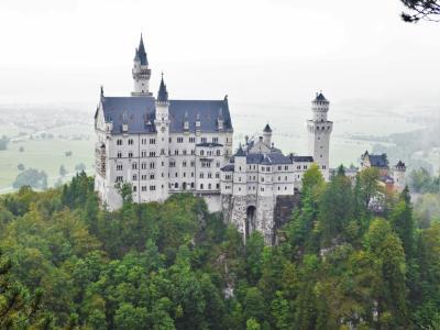 個人で行く、南ドイツとオーストリア周遊旅行3 ノイシュバンシュタイン城とミュンヘン