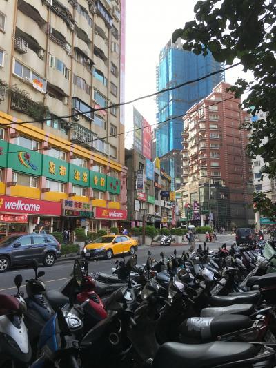1年を通じて唯一の休みで台湾旅行に行ってきました。