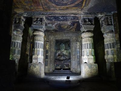 これぞ本家本元!仏教&ヒンドゥー教美術の精華を訪ねて【第二偈】 ◆ 歴史ロマン!アジャンター石窟に法隆寺金堂壁画のルーツがあった