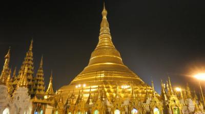 ベストシーズンのミャンマー その1(ヤンゴン、マンダレー)