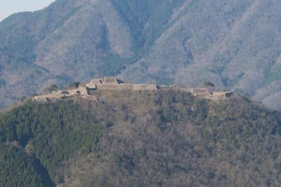 竹田城とカニ ぐるっと山陰ドライブの旅
