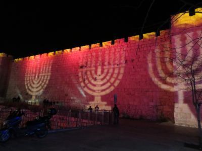 聖地エルサレムに5連泊滞在(2) オリーブ山、シオンの丘、ダビデの塔、ヴィア・ドロローサ