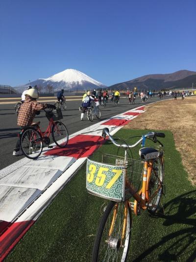 第10回 ママチャリGPチーム対抗 7時間耐久レース @ 富士スピードウエイ