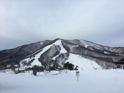 2017年01月 斑尾高原スキー場に行ってきました。