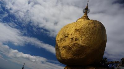 2016年冬季休暇 ミャンマー旅行 ③ゴールデンロック