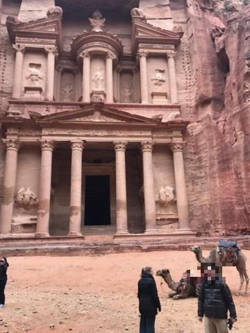 中東・ヨルダン旅行(ペトラの歩き方や死海の遊び方)、3-1.ペトラの歩き方