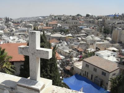 イエス・キリストの足跡をたどるイスラエルの旅