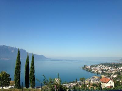 いつかある日ではおそい!スイスへGO!vol.13 幻想のレマン湖~シャモニーへ♪ 「さつき」の和食ランチで復活!!(^^v