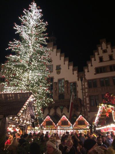 5日で行けるドイツクリスマス~出発から市内観光3つのマーケットへ~